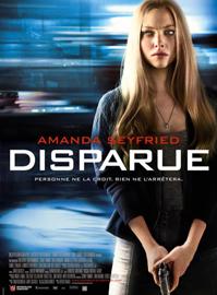 """Affiche du film """"Disparue"""" d'Heitor Dhalia"""