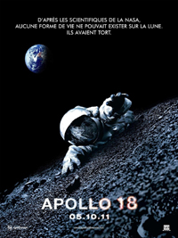 Affiche du film Apollo 18