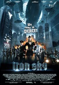 Iron Sky Affiche du Film