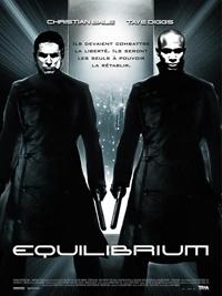 Equilibrium - Affiche du film