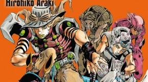 Jojo's Bizarre Adventure Steel Ball Run : le volume 2 sort aujourd'hui