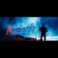 "Kavinsky ""Outrun"" pochette de l'album"