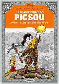 La jeunesse de Picsou - vol.1 - Chez Glenat