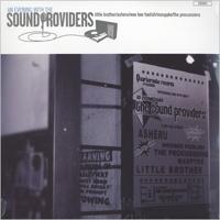 "Pochette de l'album ""An evening with"" Sound Providers"