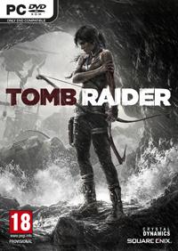 Tomb Raider - jaquette du jeu sur PC