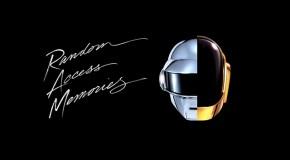 La tracklist de Random Access Memories de Daft Punk sur Vine