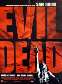 Evil Dead (1981) affiche du film