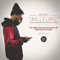 """Nemir """"Ailleurs"""" pochette album"""