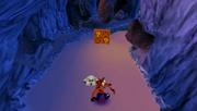 Ours polaire Crash Bandicoot 2