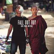 "Pochette album ""Save Rock and Roll"" des Fall Out Boys"