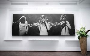 Whitney Houston : une toile réalisée par Alexis - jaime-ca.org