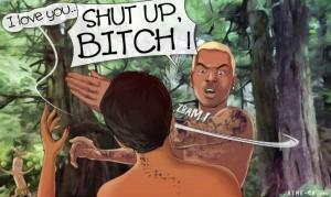Une illustration du rendu des BD d'Alexis - jaime-ca.org
