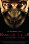 Affiche Hannibal Lecter les origines du mal
