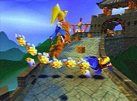 Crash Bandicoot 3 Warped soeur