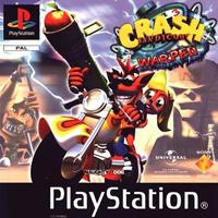 Crash Bandicoot 3 : Warped jaquette du jeu playstation