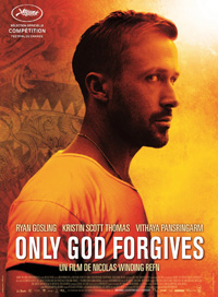 Only God Forgives - affiche du film