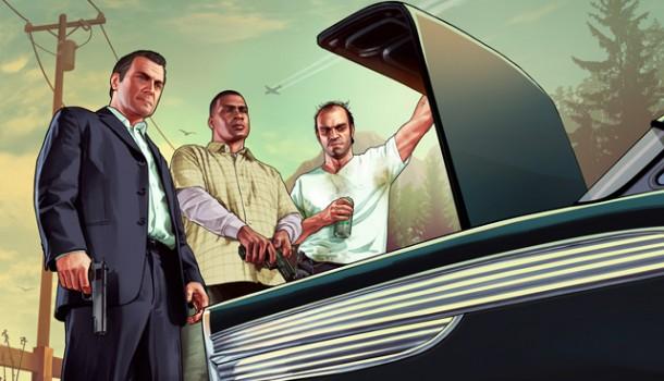 GTA V : Trois nouveaux trailers dévoilés !