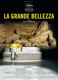 "Affiche du film ""La Grande Bellezza"""