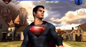 Un jeu Superman « Man of Steel » disponible sur smartphones et tablettes