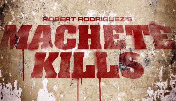Une bande-annonce folle pour « Machete Kills », le nouveau film de Robert Rodriguez