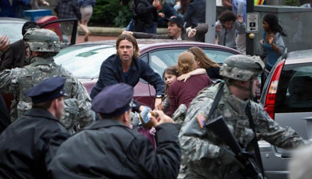 Critique : World War Z