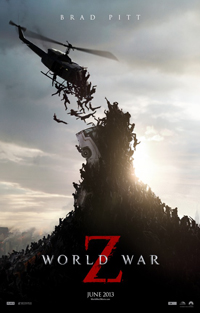 World War Z : affiche du film