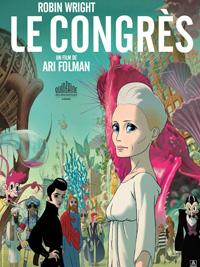 The Congress (Le Congrès) affiche du film