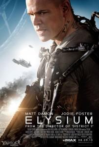 Elysium-affiche