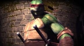 Une vidéo de Gamplay pour le jeu « Tortues Ninjas : Depuis les ombres »