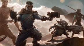 Vin Diesel dans Guardians of the Galaxy