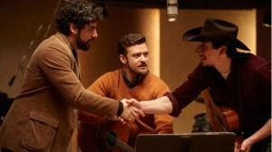 Justin Timberlake qui incarne un chanteur carriériste... Autodérision ?