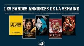 Les bandes-annonces de la semaine : 03/11/2013