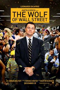Le Loup de Wall Street Affiche du Film