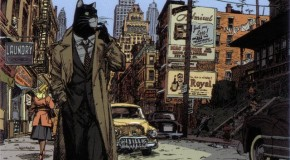 Critique : Blacksad (Juan Diaz Canales / Juanjo Guardino)