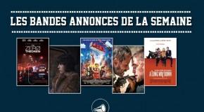 Les Bandes-Annonces de la semaine : 02/02/2014