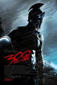 Affiche du film 300 : la naissance d'un empire