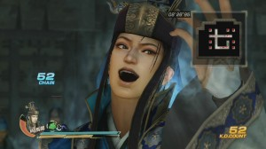 Design personnage dynasty warriors 8