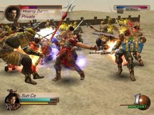 Sun Ce dynasty warriors 3