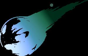 Logo final fantasy 7