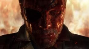 E3 2014 : nouveau trailer de «Metal Gear Solid 5  : Phantom Pain»