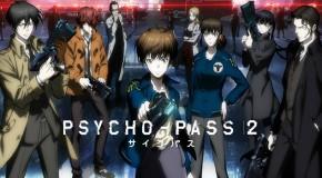 Psycho-Pass saison 2 : le casting et le trailer officiel dévoilés !