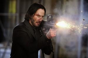 Gunfight dans le film John Wick