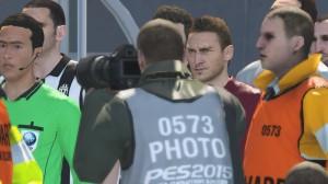 PES 2015 - Totti