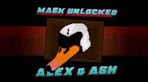 Le masque de cygne permet de contrôler deux personnages à la fois...