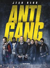 Affiche du film Antigang avec Jean Reno