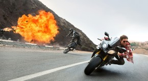 Critique : Mission: Impossible- Rogue Nation (Tom Cruise, Rebecca Ferguson, …)