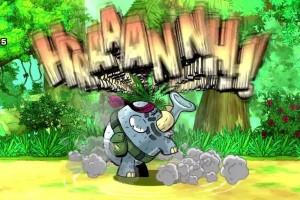 Tembo l'éléphant qui barrit