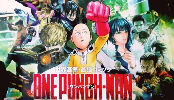 Critique : One Punch Man