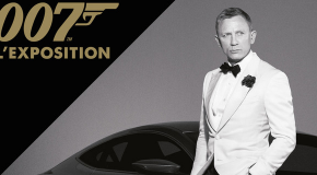 James Bond 007 : L'exposition
