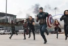 Critique : Captain America  Civil War
